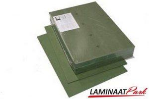 Hardgeperste Groene Platen 7mm Dik