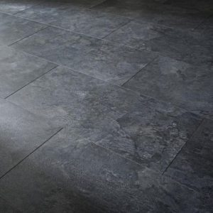 Visio Grande 25715 Oiled Slate Tegel Laminaat Antraciet