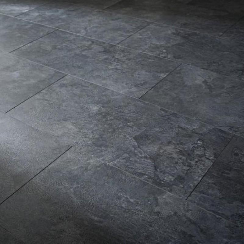 Visio grande 25715 oiled slate tegel laminaat antraciet for Tegel laminaat aanbieding