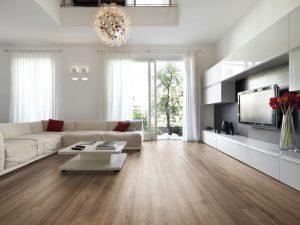 Interieurfoto Gelasta PVC Dryback Arizona 8011 Authentic Oak Natural