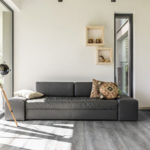 Interieurfoto Gelasta PVC Dryback Arizona 8013 Authentic Oak Light Grey