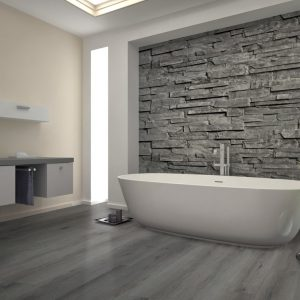 Interieurfoto Gelasta PVC Dryback 8322 Smoked Oak Grey
