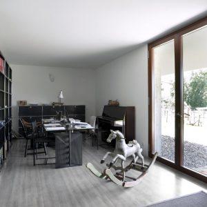 Interieurfoto Gelasta PVC Dryback 8312 Authentic Oak Grey