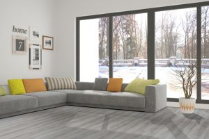 Interieurfoto Gelasta PVC Dryback Pure 8401 River Oak Smoked Light