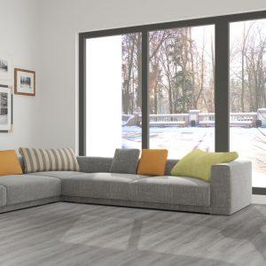 Interieurfoto Gelasta PVC Dryback Pure 8401 River Oak Smoked Light