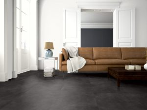 Interieurfoto Premium Tile 42 Basalt Graphite