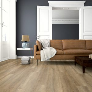 Interieurfoto Gelasta PVC Dryback Pure XL Register 8607 Castle Oak Nature
