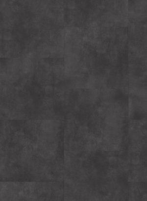 Gelasta PVC Dryback Pure Tile 8507 Basalt Graphite