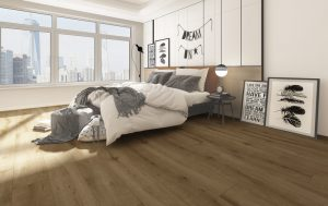 Interieurfoto Gelasta PVC Dryback Callisto 4100 Natural Oak Dark
