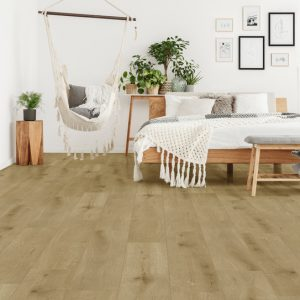 Interieurfoto Gelasta PVC Dryback Callisto 4101 Natural Oak Light