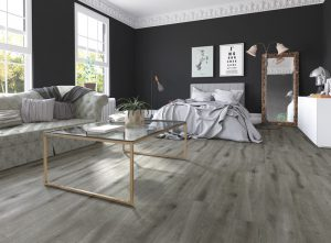 Interieurfoto Rigid Callisto 5104 Natural Oak Grey