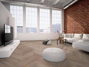 PVC Rustico visgraat 10 - Belakos Flooring