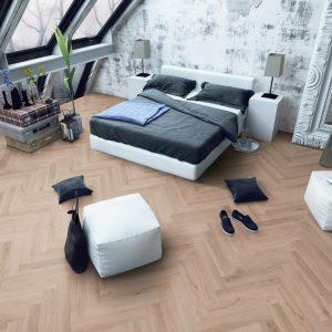 PVC Rustico visgraat 40 - Belakos Flooring