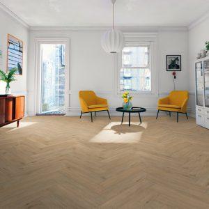 PVC Rustico visgraat 50 - Belakos Flooring