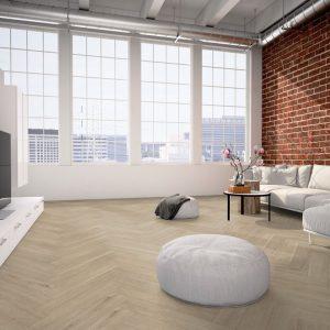PVC Rustico visgraat 60 - Belakos Flooring