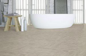 Ultimo Wood Visgraat Dry-Back Wit Ultimo Chapman Oak 24913