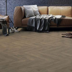 Ultimo Wood Visgraat Dry-Back Wit Ultimo Oak 24867