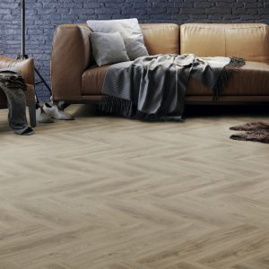 Ultimo Wood Visgraat Dry-Back Wit Ultimo Summer Oak 24219