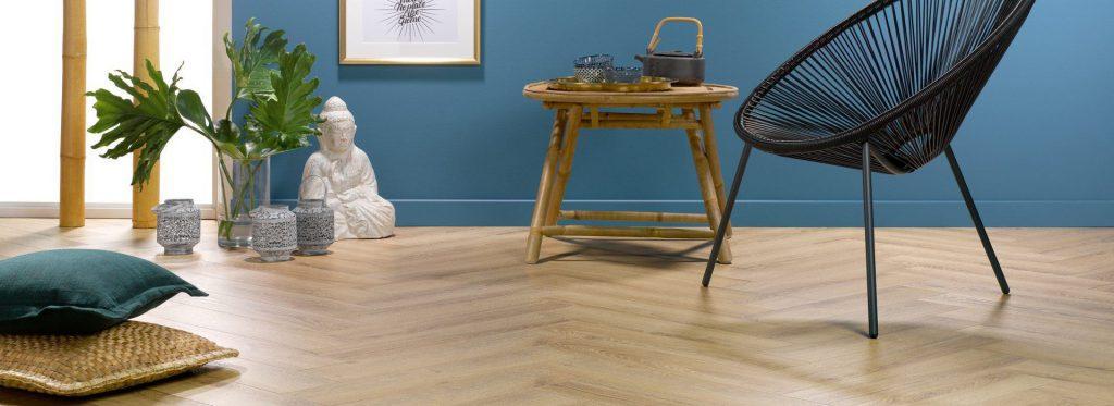 Is laminaat geschikt voor vloerverwarming