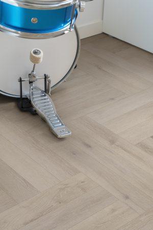 Interieurfoto PVC Rigid Click COREtec Authentics 141 Alto Visgraat
