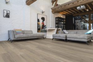 Interieurfoto PVC Rigid Click COREtec Authentics Wood 120 Kluone