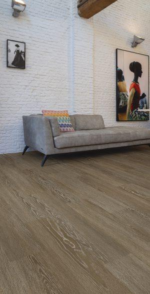 Interieurfoto PVC Rigid Click COREtec Authentics Wood 131 Montreal