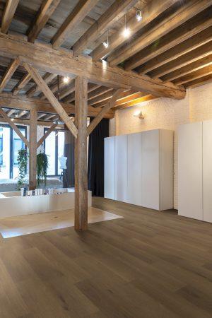 Interieurfoto PVC Rigid Click COREtec Authentics Wood 135 Hamilton