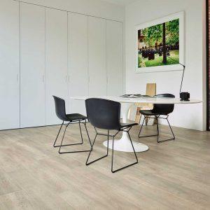 PVC Rigid Click COREtec Essentials 1800++ Series Baltimore Oak 95