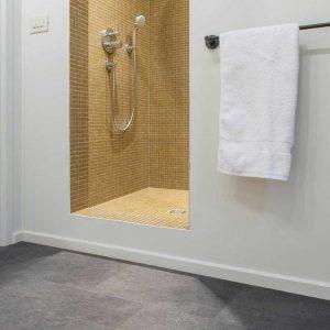 PVC Rigid Click COREtec Essentials Tile+ Series Aquila 50