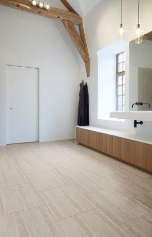 PVC Rigid Click COREtec Essentials Tile+ Series Lyra 57