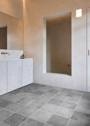 PVC Rigid Click COREtec Essentials Tile++ Series Rabat 94