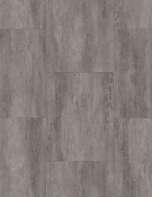 PVC Rigid Click COREtec Essentials Tile Series Weathered Concrete 03