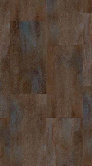Gerflor PVC Dryback 55 Rust Metal 0094
