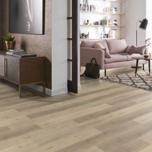 PVC Dryback Floorlife Sarenza Light Oak 1810
