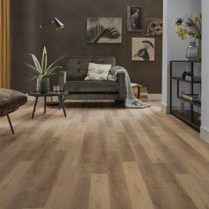 PVC Floorlife Rigid Click Sarenza Antique Oak 1822