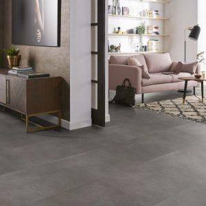 PVC Rigid Click Grey 11981