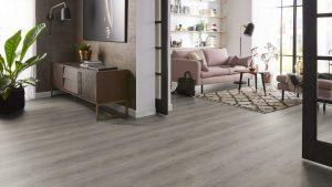 PVC Rigid Click Grey Oak 12554