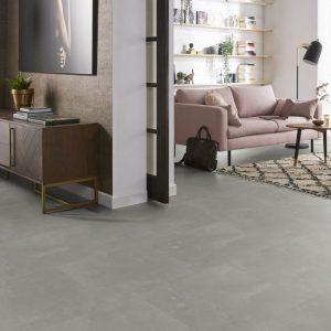 PVC Rigid Click Light Grey 16202