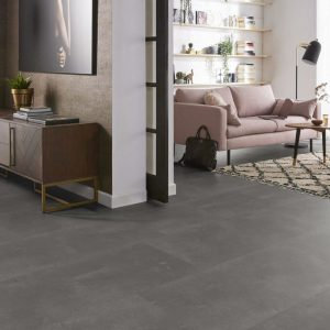 PVC Rigid Click Dark Grey 16203