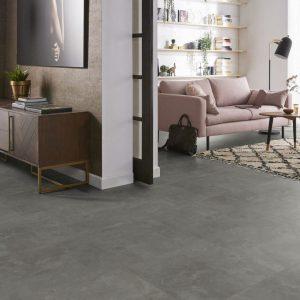 PVC Rigid Click Grey 16212