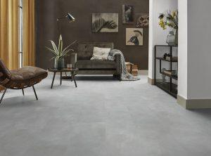 PVC Dryback Grey 17312