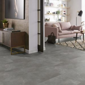 PVC Rigid Click Dark Grey 17411