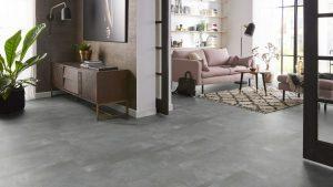 PVC Rigid Click Grey 17412