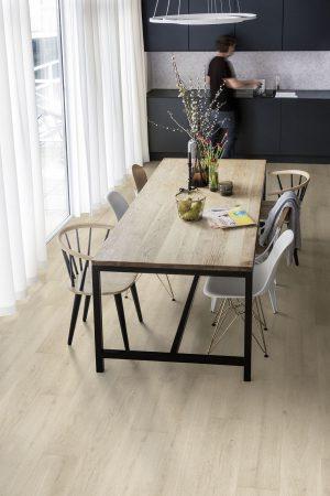 PVC Rigid Click Floorify Coconut F051
