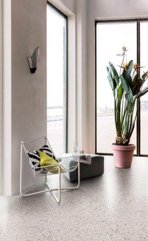PVC Rigid Click Floorify Terrazzo F024