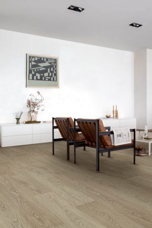 PVC Rigid Click Floorify Wool F004